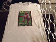 I'm so proud of this Sabar dance t-shirt that I designed for my online store at www.jamalayeubuntu.com