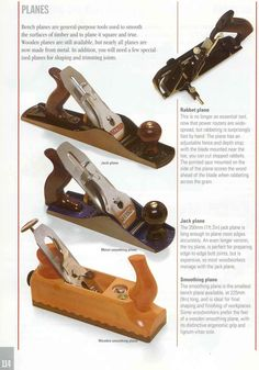 Woodworking Basics, Woodworking Shop, Woodworking Projects, Wood Tools, Diy Tools, Discus Fish, Wood Joints, Woodworking Inspiration, Joinery