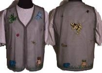 embroidered screens vests machine embroidery projects