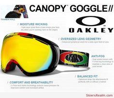 oakley canopy