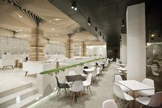 Graffiti Cafe, Architects: Studio Mode, Location: Varna, Bulgaria,   Completed: 2011