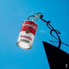Canned Light door Ingo Maurer  www.ottevangers.nl