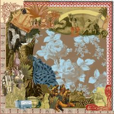Bonnie Colin for Christian Lacroix Stationary