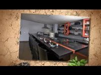 Quartz Surface Colors in History Stone & Countertops Kitchen Worktops Uk, Types Of Granite, Brown Granite, Circular Pattern, Stone Countertops, Large Crystals, Ping Pong Table, Natural Wood, Modern