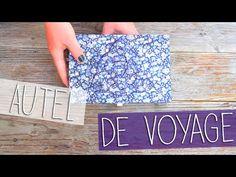 DIY⎥Traveling Altar - Autel de Voyage  - YouTube