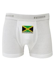 Jamaica Flag Boxer Briefs