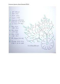 Crochet Potholders, Crochet Doilies, Crochet Flowers, Crochet Hats, Crochet Motif Patterns, Crochet Mandala, Crochet Diagram, Crochet Snowflakes, Snowflake Pattern