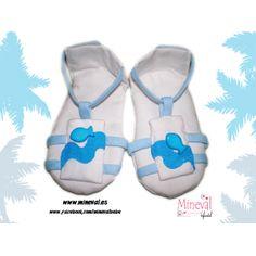 Sandalia bebé niño PECECITOS