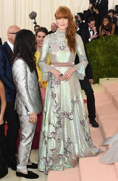 Florence Welch de Gucci