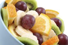 Receta de ensalada de frutas