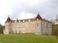 Château de Cazeneuve, Aquitaine, France