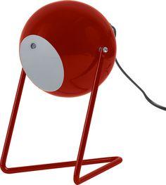 Cechy i korzyści: Ciekawa w formie lampa do postawienia na stole lub podwieszenia. Dobrze komponuje się z kolekcjami młodzieżowymi: Smart by VOX, Young Users by VOX. Przystosowana do żarówki E14 o ...