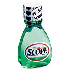 PGC 05112 - Mouthwash Scope Mint Scope® Mouthwash. Sold by the Case of 180/1.5-oz. Click the following link for prices ► http://www.janitorialsupplies.com/PGC-05112--Mouthwash-Scope-Mint-Scope-Mouthwash-Sold-by-the-Case-of-18015-oz_p_3147.html