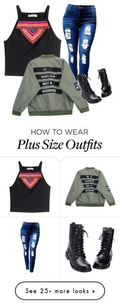 """""""Crazy"""" by aquarius-2 on Polyvore featuring H&M and Chicnova Fashion"""