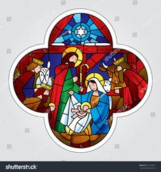 Religious Colored Cross Vector Images (over How To Make Signs, How To Make Wreaths, Jesus Mary And Joseph, Quilling Christmas, Christmas Nativity, Christmas Bells, Christmas Time, Christmas Cards, Merry Christmas