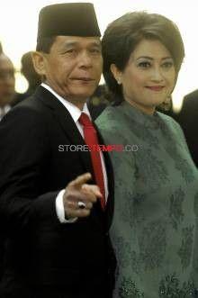Rizal Djalil Dilantik Sebagai Ketua BPK