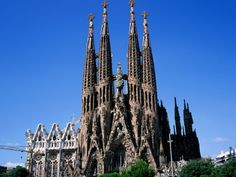 Barcelona, Spain - 7 Places to Visit in Europe While You're Young ... | All Women Stalk