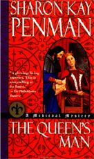 Reread--The Queen's Man  by Sharon Kay Penman