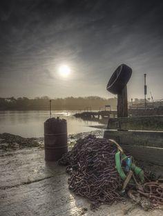 Boatyard Scrap by Nigel Lomas on 500px
