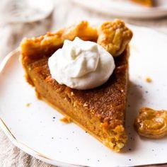 Brown sugar sweet potato pie - Sallys Baking Addiction