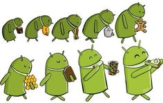 Get the new Android 5.0 its own cross-messenger system, which makes other Android Apps such as WhatsApp or ChatOn superfluous?