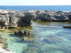 Favignana (Sicilia) - Le Meraviglie della Natura http://on.fb.me/XBxR4f #lsicilia #sicily #favignana