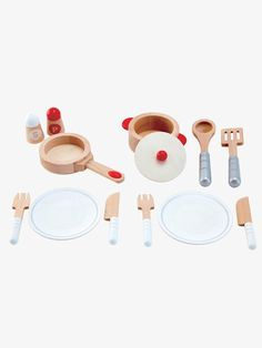 Cook & Serve Set One of the best children's stores in Vancouver, Hip Baby offers unique products for your newborn baby to 5 year old. Ikea Kitchen Diy, Arty Toys, Hape Toys, La Marmite, Cooking With Kids, Toy Boxes, Toy Store, Organic Baby, Wooden Toys