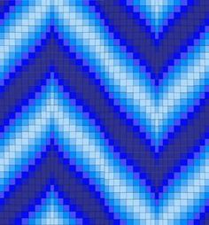 Nothing says modern elegance like bargello quilts, with their movement, simple lines, and bursts of color. This Blue Bargello Quilt Pattern is the perfect combination of style and simple quilting, and is the ultimate quick project that looks like it Bargello Quilt Patterns, Hand Quilting Patterns, Bargello Quilts, Quilt Block Patterns, Quilting Designs, Quilt Blocks, Strip Quilts, Blue Quilts, Easy Quilts