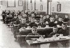 Workhouse for boys early 1900s