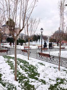 Sultanhamet Park, Istanbul.