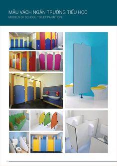 Catalogue vách ngăn vệ sinh