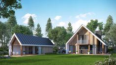 Landelijk moderne villa schuurwoning loftwoning Buitenhuis Villabouw