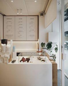 Cheap Home Decoration Stores Cafe Shop Design, Coffee Shop Interior Design, Small Cafe Design, Small Coffee Shop, Coffee Store, Cafe Restaurant, Restaurant Design, Mini Cafe, Bakery Interior
