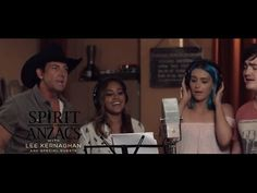 Lee Kernaghan - Spirit of the Anzacs (Official Music Video) Shannon Noll, Ukulele, Guitar, Jessica Mauboy, Guy Sebastian, Trending Songs, Big Music, Anzac Day