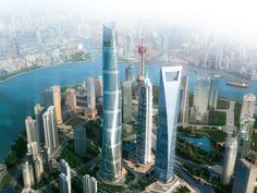 Enormous Shanghai, on China's central coast, is the country's biggest city and a global financial hub.