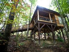Monteagle Treehouse Hideaway - Winter Dates... - VRBO