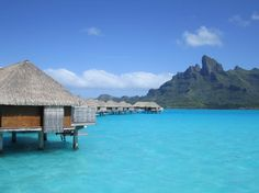 10 stunning overwater bungalows