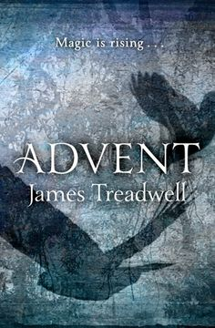 Advent - young boy, confused magic, Faust, ancient beings, interesting take. Worth reading and checking out books following.