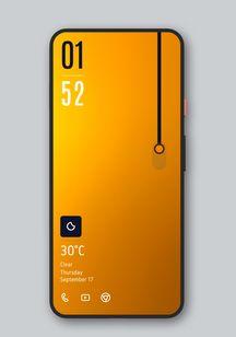 Galaxy Phone Wallpaper, Original Iphone Wallpaper, Black Phone Wallpaper, Themes For Mobile, Themes App, Oneplus Wallpapers, Android App Design, App Design Inspiration, Mobile Ui Design