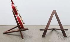 Hudson Valley Hard Goods Handcrafted Guitar Stands