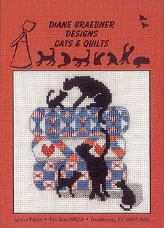 Diane Graebner Cross Stitch Patterns page