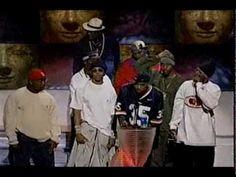 Wu-tang Clan at 1997 VMAS introducing Lil' Kim