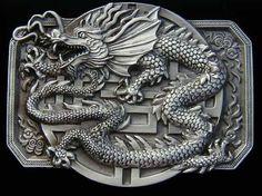dragon belt buckle - Google Search