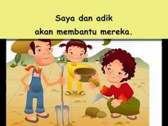 KSSR Bahasa Malaysia Tahun 1: November 2011 Malay Language, Activities For Kids, Homeschool, Family Guy, Study, School Kids, Education, Schedule, November