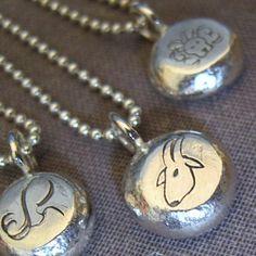 necklace .. zodiac