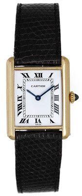Tank Watch, Cartier