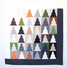 Confetti Cottons   Woodland Wander Quilt – Finished! – Riley Blake Designs