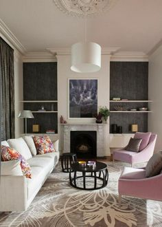 loving the modern and traditional | desire to inspire - desiretoinspire.net - Colourplay