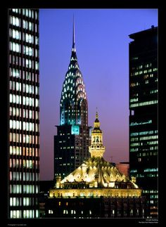 Chrysler Building an