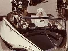 The wedding: The whole event was planned in just three months, but executed flawlessly. The actual wedding day was preceded by a week of revelry, galas and feasts in Monaco